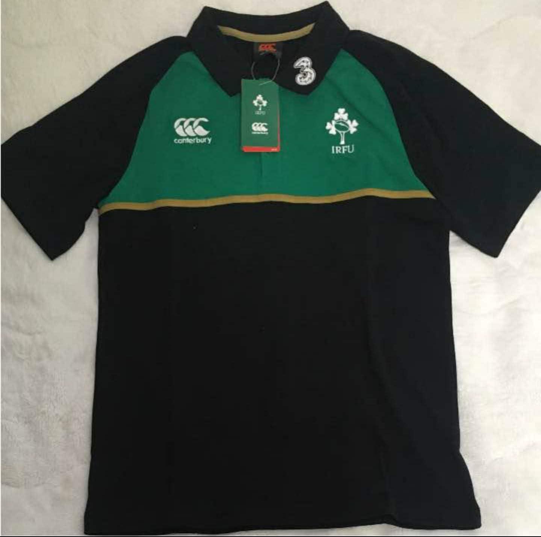 ラグビー アイルランド代表 ポロシャツ Sサイズ