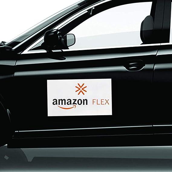 Amazon Flex Vehicle Magnets set of 3