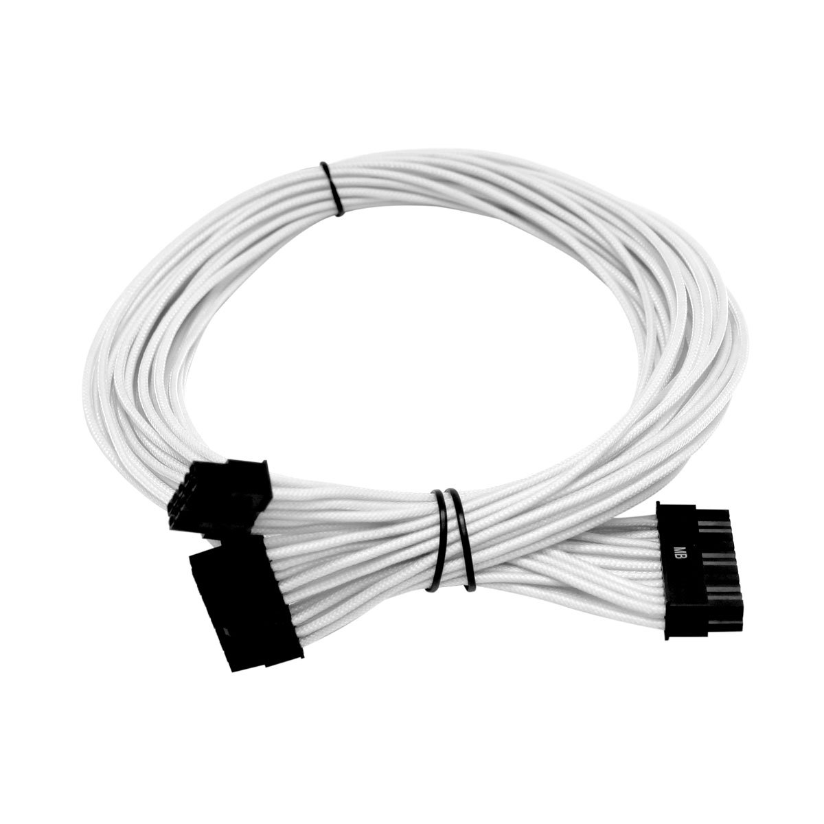 EVGA G2/G3/P2/T2  100-CW-1300-B9 Power Supply Cable Set (Individually Sleeved), White by EVGA (Image #2)