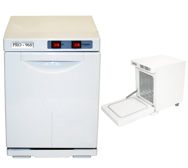 LCL Beauty 2 in 1 Hot Towel Cabinet & Ultraviolet Sterilizer Salon Spa Beauty Equipment