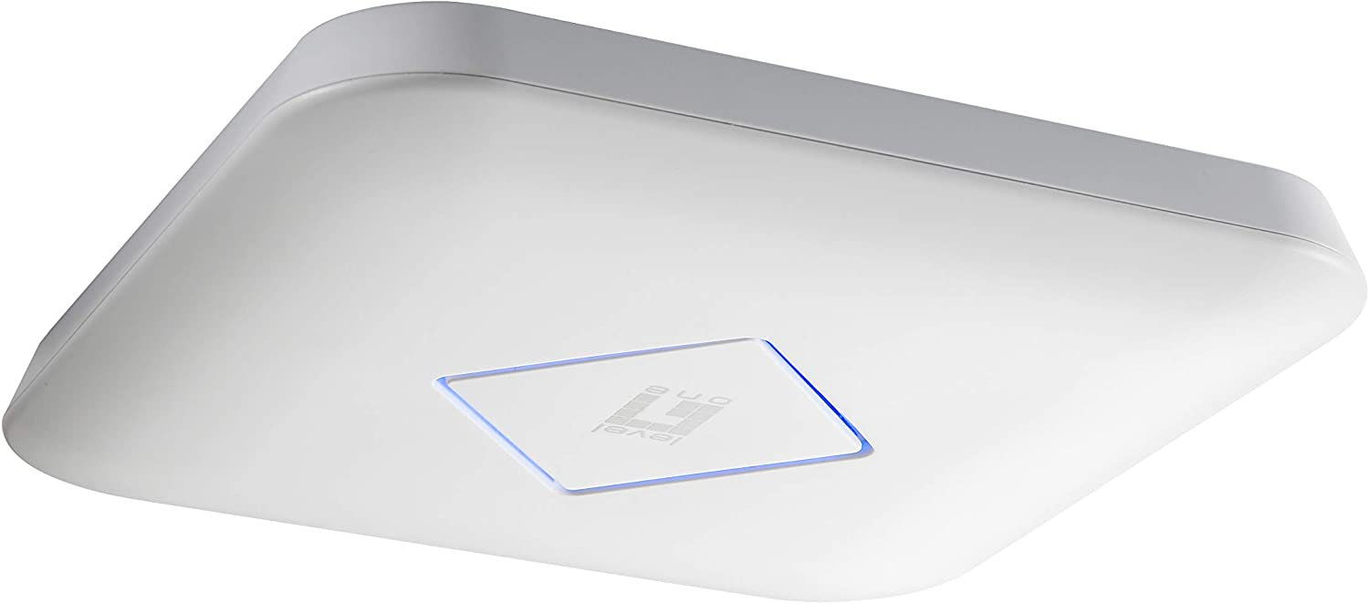 PoE Bianco LevelOne WAP-8122 Punto accesso WLAN 1000 Mbit//s Supporto Power Over Ethernet