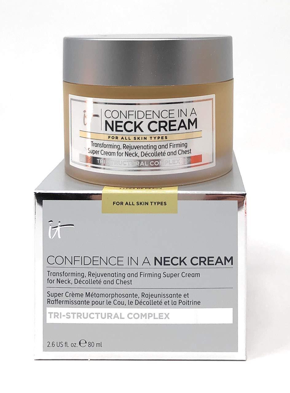 It Cosmetics Confidence in A Neck Cream 2.6 fl. oz. by It Cosmetics (Image #2)