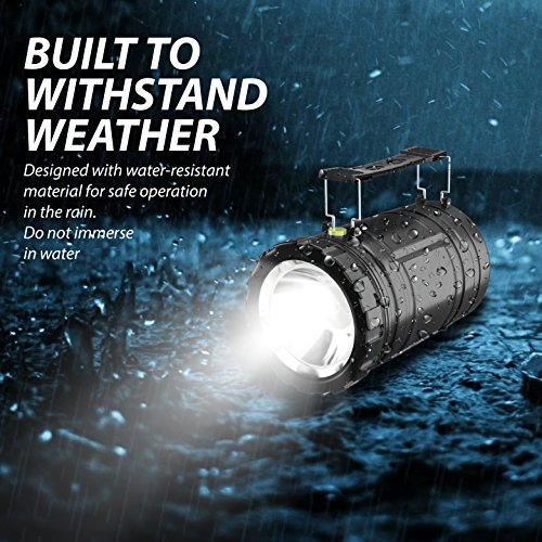 MalloMe-2-IN-1-LED-Camping-Lantern-Flashlight-with-12-AA-Batteries-Survival-Kit-Gear-for-Emergency-Hurricane-Storm-Outage-Black-Collapsible-4-Pack