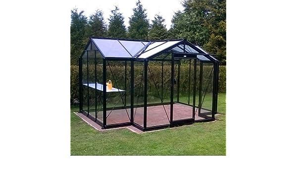 Cristal de invernadero Orangerie Marnie 10, 26 M²: Amazon.es: Jardín