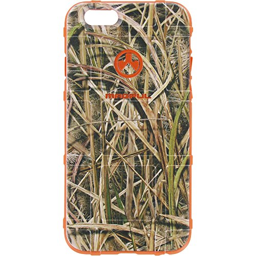 "New Limited Edition - Magpul Industries Field Case Compatible with Apple iPhone 7, 8 (Standard 4.7"" Size) with Custom Design by EGO Tactical Mossy Oak, Over Orange orange iphone 8 case 9"