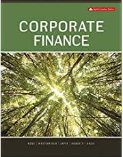 Corporate Finance with Connect with SmartBook COMBO