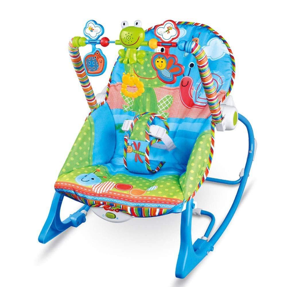GZ Baby-Elektrischer Baby-Elektrischer Baby-Elektrischer Schaukelstuhl Multifunktionsmusik-Erschütterung Beschwichtigen Wiege Bett Sleepy Artefakt 0-2-Jähriges Baby,A,1 ee918f