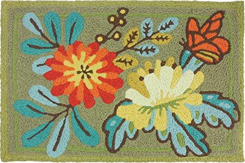 Flowers & Butterfly by Jellybean®