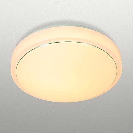 jdong pequeñas redondas - Lámpara LED de techo lámpara de ...