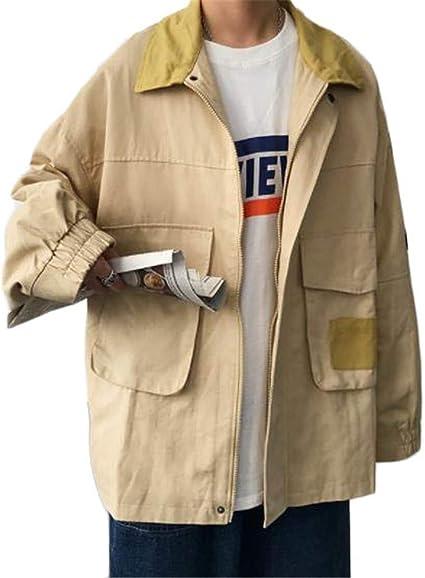 [セイーワイ] ジャケット メンズ ジャンパー 秋冬 ブルゾン メンズ ジャケット おおきいサイズ おしゃれ 防風防寒