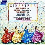 Ginastera: Harp Concerto / Estancia Suite / Piano Concerto