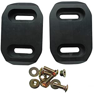 Composite Skid Shoe Kit, For Use With All Ariens Snow Blowers - 1 Each