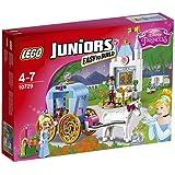 Lego - 10729 - Juniors - La carrozza della Principessa Disney Cenerentola