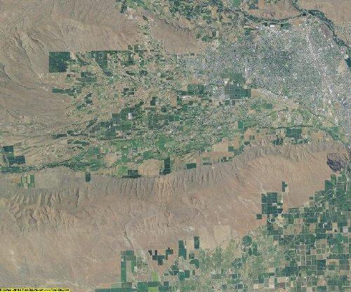 Yakima County Washington Aerial Photography on DVD