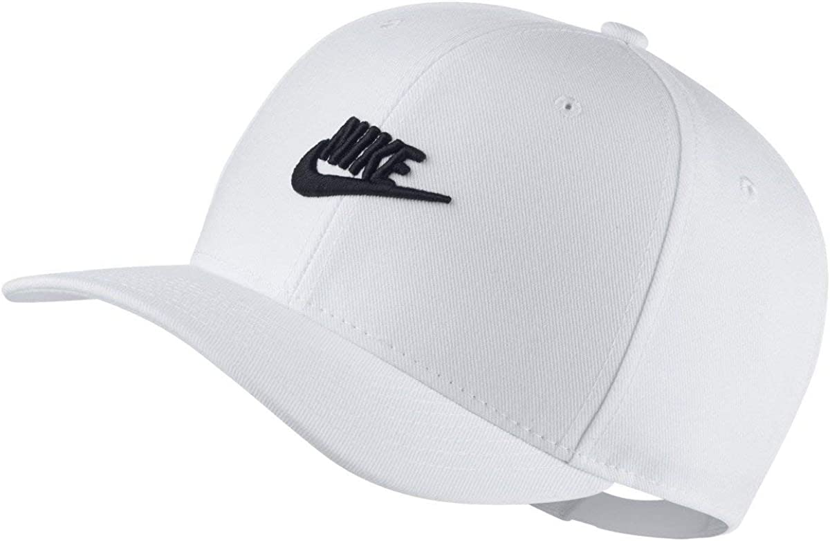 Nike - Gorra de béisbol - para Hombre Blanco Talla única: Amazon ...