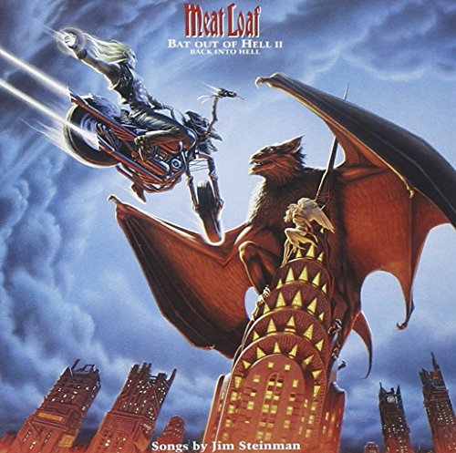 Bat Out of Hell II: Back Into Hell - Meat Loaf Bat Out Of Hell I