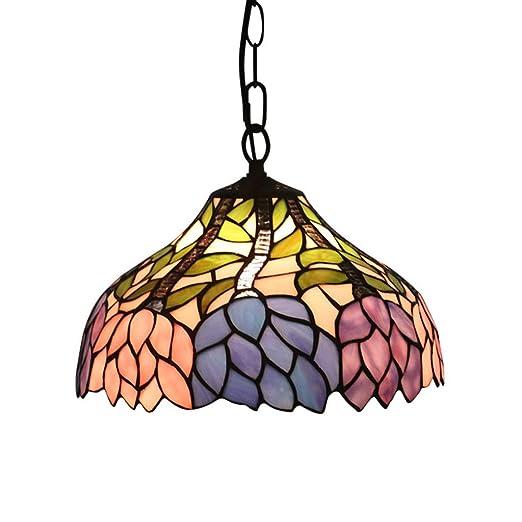de de Lámpara lámparas LED Pantallas Tiffany estilo de N0mn8vw