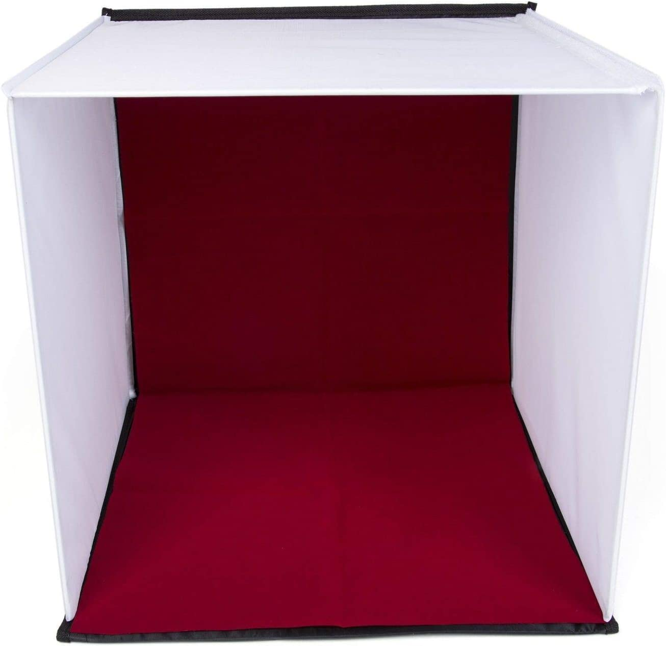 20 X 20 X 20 The Photo kit Includes a Special Designed Carrying case for Convenient Storage and Travel. Dj/_siphraya Photo Shooting Box Tent with 4 Colors Background Made of Plastic.Size