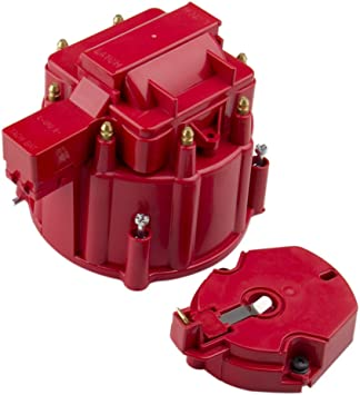 Amazon Com Bang4buck Replacement Male Hei Distributor Cap Rotor Fits For Sbc Bbc 305 350 454 Automotive