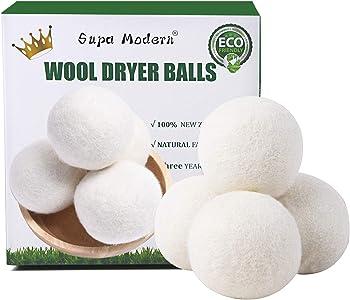 Supa Modern Wool Dryer Organic Balls