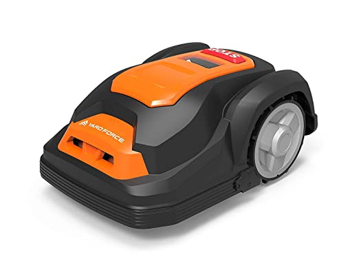 Yard Force Robomower Powered by Samsung Lithium-Ion Battery, SA500ECO, 8 Kg