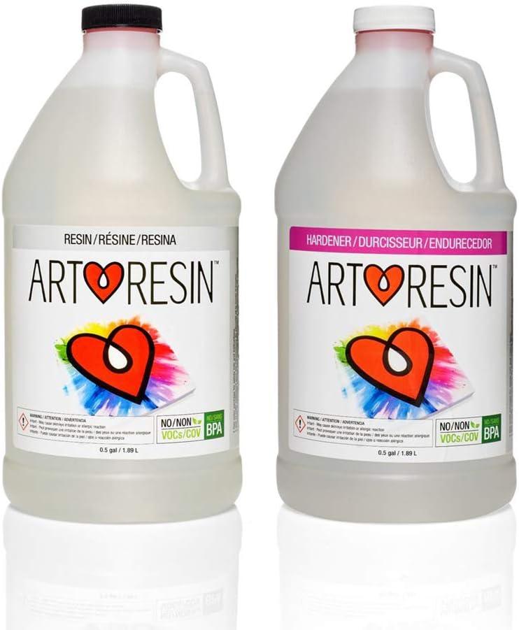 Art Resin One Gallon Epoxy Resin
