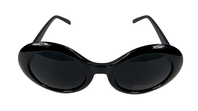 Amazon.com: Kurt Cobain Alien Shades Sunglasses Nirvana Thick Frame ...