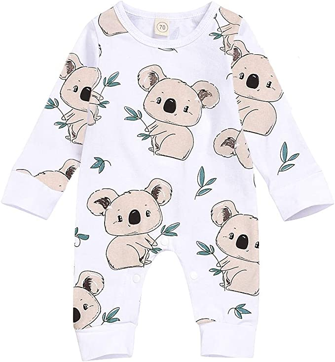 Fryhyu8 Toddler Childrens Dream Cotton Printed Long Sleeve 100/% Cotton Infants Tee Shirt