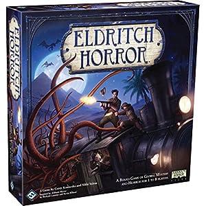 Eldritch Horror - 6115cWR6XYL - Eldritch Horror
