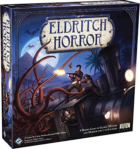 Eldritch Horror by Fantasy Flight Games
