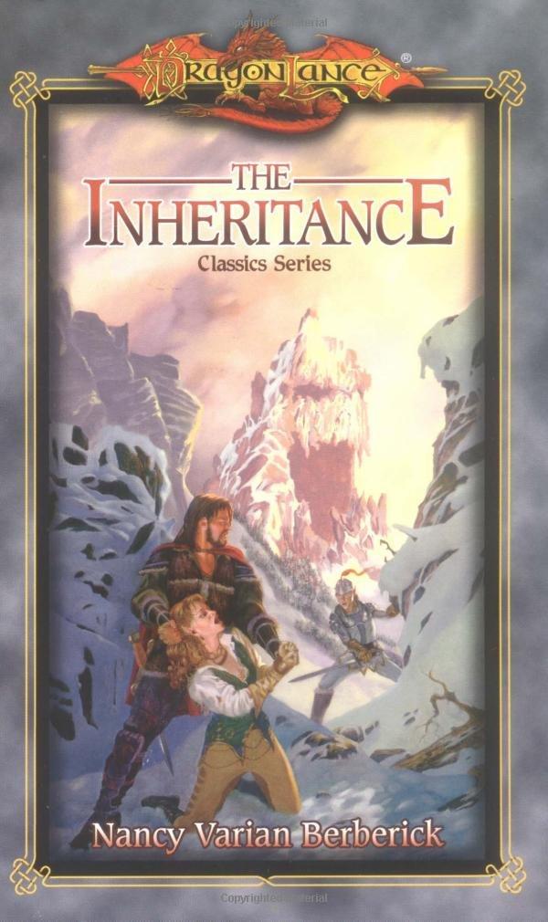 The Inheritance Dragonlance Classics Nancy Varian Berberick