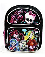 Medium Backpack - Monster High - Scary School Bag Girls New mh20760
