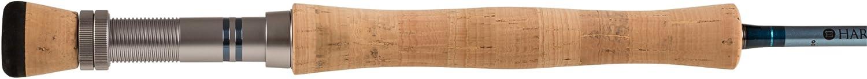 ハーディーDemonフライロッド、色:メタリックオリーブ、長: 9 ' 0