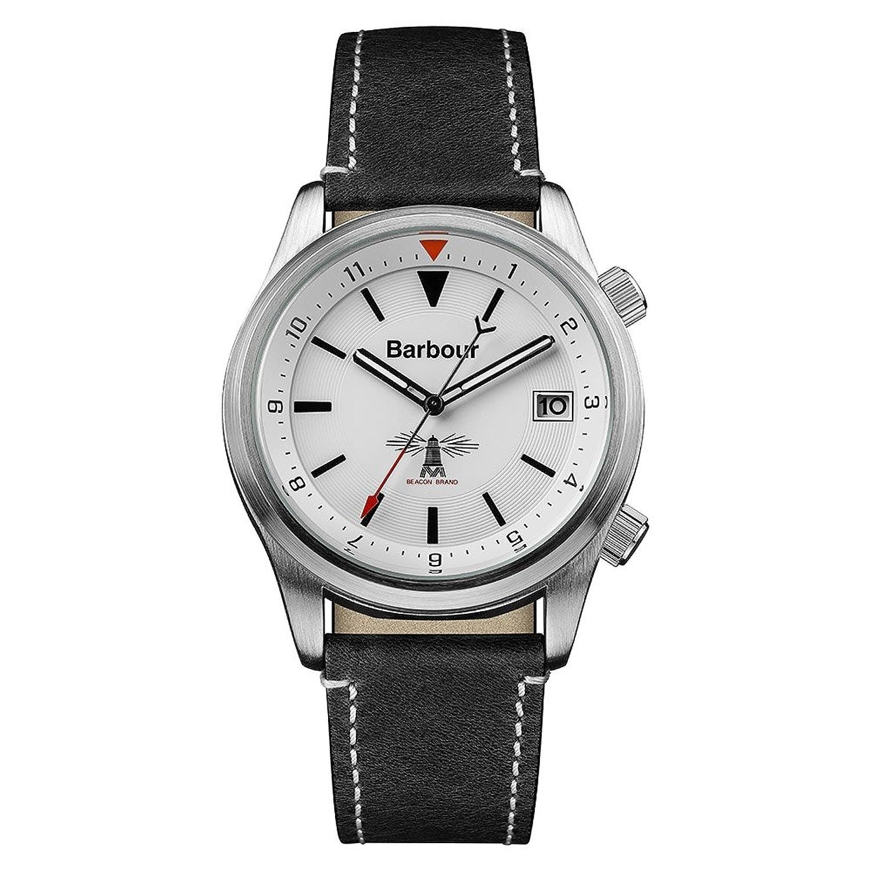 Barbour BB059WHBK Harren armbanduhr