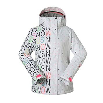 Deylaying Mujeres Invierno Sudaderas con Capucha Calientes Traje de esquí para Agua Densidad Snowboard Chaqueta Senderismo Abrigos: Amazon.es: Deportes y ...