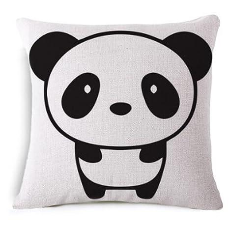 Amazon.com: skedee Panda Diseño de coche cubierta funda de ...