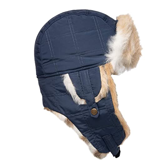 2d321cbd5 Capelli New York Winter Hat Womens Faux Fur Trapper Hat Warm Winter ...