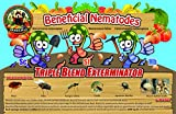 NaturesGoodGuys Live Beneficial Nematodes Hb+Sc+Sf - Kills Over 200 Different Species of Soil Dwelling and Wood Boring Insects. (5 Million_Nematodes)