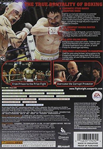 goedkoop te koop voortreffelijk ontwerp prijs verlaagd Amazon.com: Fight Night Champion - Xbox 360: Electronic Arts ...