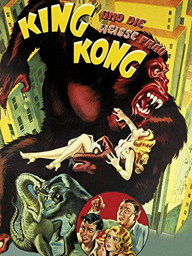 King Kong und die weiße Frau Film