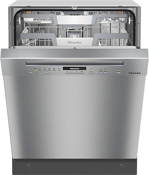 Miele G 7100 SCU lavavajilla Bajo encimera 14 cubiertos A+++ ...