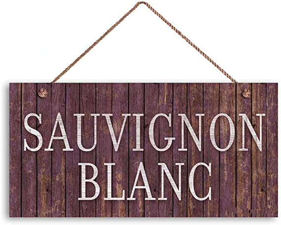 YILMEN Sauvignon Blanc Wine Sign