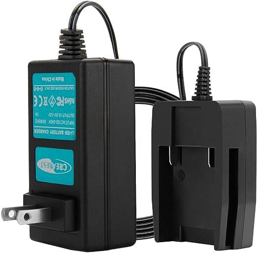 Amazon.com: Creabest - Cargador de batería compatible con ...
