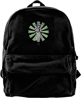 Amazon.com: MIJUGGH Canvas Backpack Rei Neon Genesis