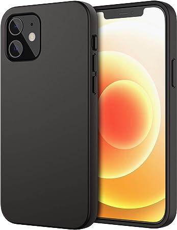 JETech Cover in Silicone Compatibile iPhone 5,4 Pollici (12 Mini), Custodia Protettiva con Tutto Il Corpo Tocco Morbido setoso, Cover Antiurto con ...