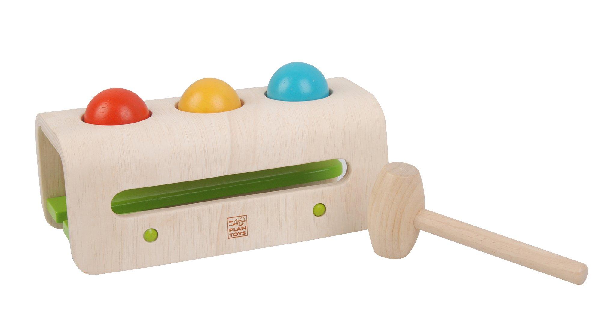 Plan Toy Hammer Balls