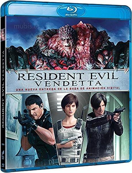 Resident Evil: Vendetta [Blu-ray]: Amazon.es: Erin Cahill, Kevin ...