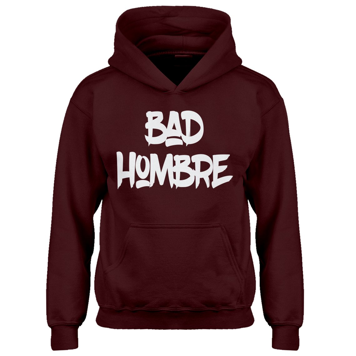 Indica Plateau Youth Bad Hombre Vote 2016 Kids Hoodie