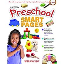 Preschool Smart Pages: Reproducible book contains all you need to equip, inspire and train volunteers, leaders and parents of preschoolers to lead little ones to Jesus! by Gospel Light (2010-06-11)