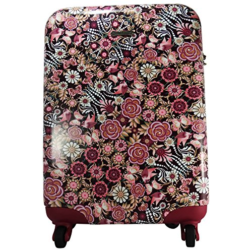 Catalina Oriol Travel Garment Bags Trolley by Okami Bags